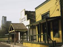 Cherokee's store