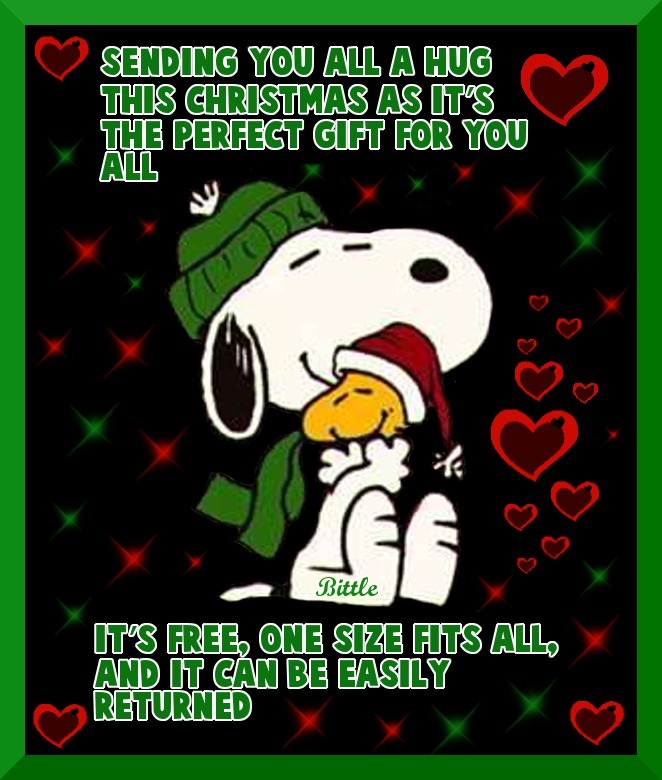 advertisements - Merry Christmas Snoopy