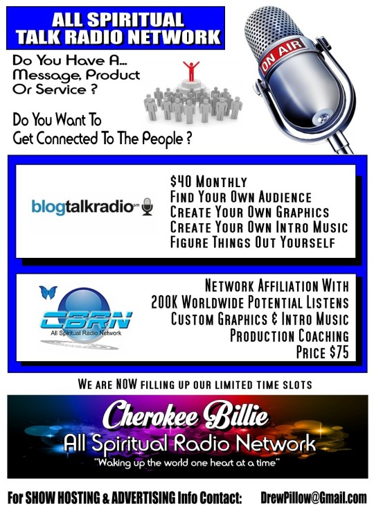 ALL SPIRITUAL RADIO NETWORK