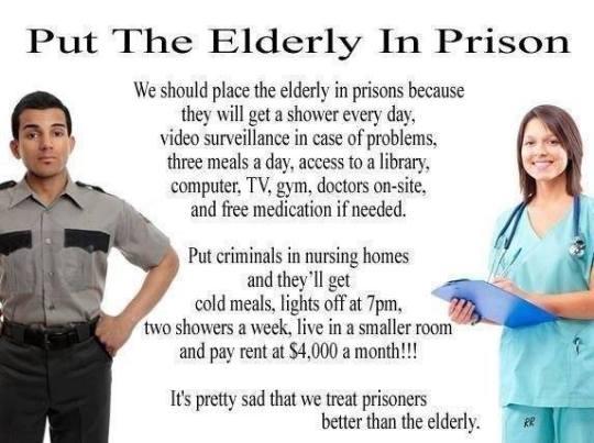elderly in prison