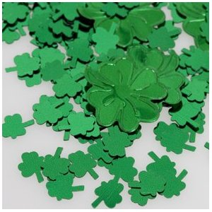 The Miracle of the Shamrock Confetti