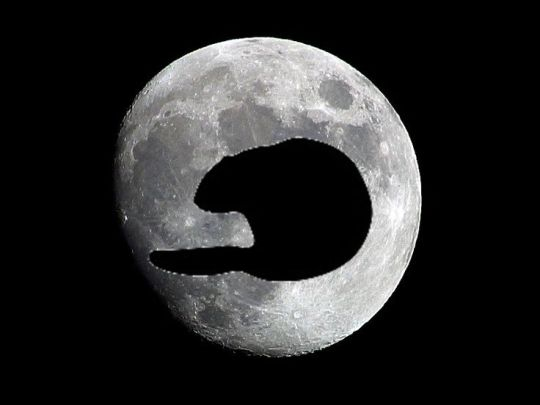 The Beaver Moon Thursday, November 06, 2014.-Click Picture For Article