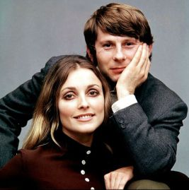 Sharon Tate and Roman Polanski