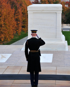 tomb unknown soldier