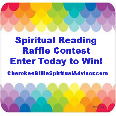 Spiritual Reading Raffle Contest Enter Today to Win